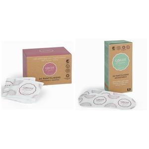 Ginger Organic, Organiczne wkładki higieniczne - 24 i 30 sztuk marki Ginger Organic - zdjęcie nr 1 - Bangla