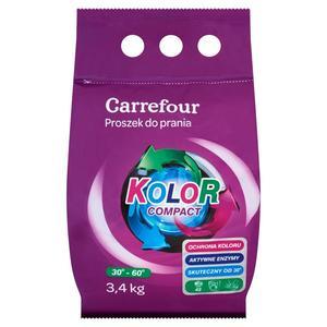 Kolor Compact, proszek do prania marki Carrefour - zdjęcie nr 1 - Bangla