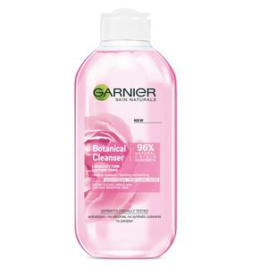 Garnier Skin Naturals, Botanical Cleanser, Tonik łagodzący Woda różana marki L'oreal Paris - zdjęcie nr 1 - Bangla