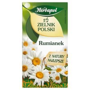 Zielnik Polski, Rumianek - herbata ziołowa marki Herbapol - zdjęcie nr 1 - Bangla
