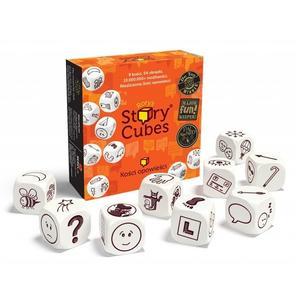 Story Cubes, gra towarzyska marki Rebel - zdjęcie nr 1 - Bangla