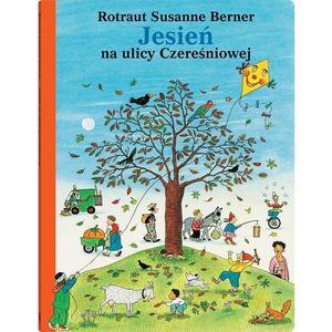 Rotraut Susanne Berner, Jesień na ulicy Czereśniowej  marki Wydawnictwo Dwie Siostry - zdjęcie nr 1 - Bangla
