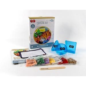 Smiki, Hodowla kryształów, zestaw naukowy marki Smyk - zdjęcie nr 1 - Bangla