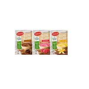 Delecta, budyń jaglany, różne smaki marki Bakalland - zdjęcie nr 1 - Bangla