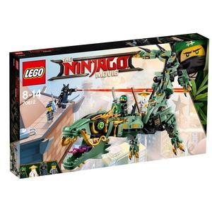 The Ninjago Movie, Mechaniczny smok zielonego ninja (70612) marki Lego - zdjęcie nr 1 - Bangla