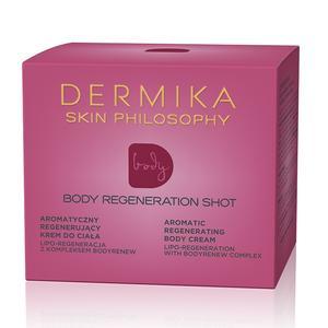 Dermika Skin Philosophy, Aromatyczny regenerujący krem do ciała marki Dermika - zdjęcie nr 1 - Bangla