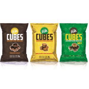 Cubes Superfood Snacks, przekąska dla aktywnych marki Purella Food - zdjęcie nr 1 - Bangla