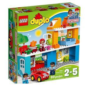 Lego Duplo, Dom rodzinny (10835) marki Lego - zdjęcie nr 1 - Bangla