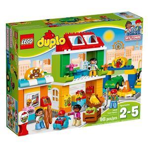 Lego Duplo, Miasteczko (10836) marki Lego - zdjęcie nr 1 - Bangla