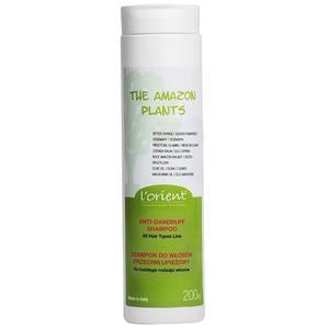 The Amazon Plants, Szampon do włosów przeciwłupieżowy marki L'Orient - zdjęcie nr 1 - Bangla