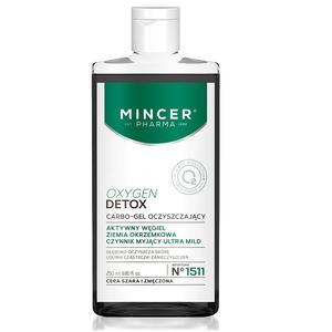 Oxygen Detox, Carbo-gel oczyszczający No 1511 marki Mincer Pharma - zdjęcie nr 1 - Bangla