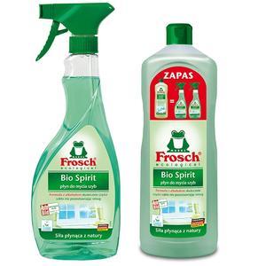 Bio Spirit, Płyn do mycia szyb marki Frosch - zdjęcie nr 1 - Bangla