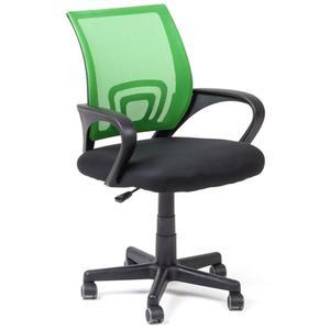 Fotel biurowy Comfort - Zielony, Krzesło do biurka marki Hop-Sport - zdjęcie nr 1 - Bangla