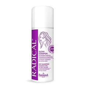Radical, Suchy szampon do włosów tłustych i pozbawionych objętości marki Farmona - zdjęcie nr 1 - Bangla