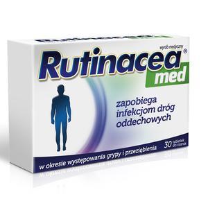 Rutinacea Med, wyrób medyczny - tabletki do ssania marki Aflofarm - zdjęcie nr 1 - Bangla