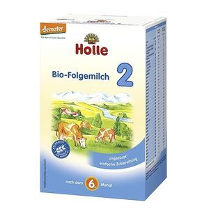 Holle, Ekologiczne mleko następne 2  marki Holle - zdjęcie nr 1 - Bangla