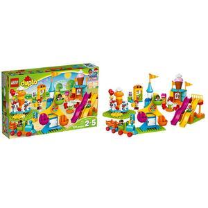 Lego Duplo, Duże wesołe miasteczko (10840) marki Lego - zdjęcie nr 1 - Bangla