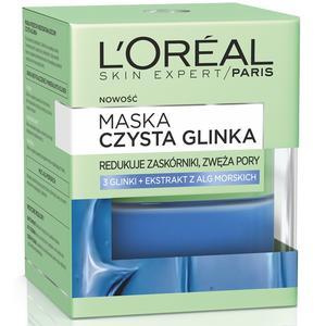 Skin Expert, Rozświetlająca maska Czysta Glinka marki L'oreal Paris - zdjęcie nr 1 - Bangla