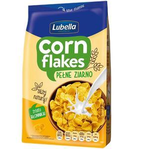 Corn Flakes Pełne Ziarno, płatki kukurydziane marki Lubella - zdjęcie nr 1 - Bangla