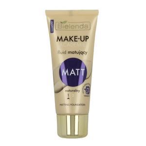 Make-up Academie, Fluid matujący  MATT marki Bielenda - zdjęcie nr 1 - Bangla