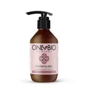 OnlyBio, Micelarny płyn do demakijażu twarzy marki OnlyBio - zdjęcie nr 1 - Bangla