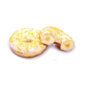 Donut z nadzieniem cytrynowym marki Biedronka - zdjęcie nr 1 - Bangla