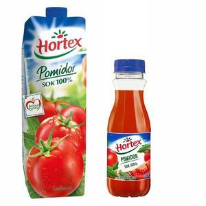Pomidor sok 100% marki Hortex - zdjęcie nr 1 - Bangla