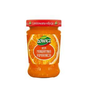 Łowicz, dżem mandarynka i pomarańcza  marki Grupa Maspex Wadowice - zdjęcie nr 1 - Bangla