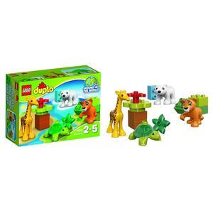 Lego Duplo, Dookoła świata, Zwierzątka (10801) marki Lego - zdjęcie nr 1 - Bangla