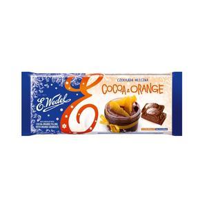 Wedel, czekolada Cocoa&Orange marki E. Wedel - zdjęcie nr 1 - Bangla