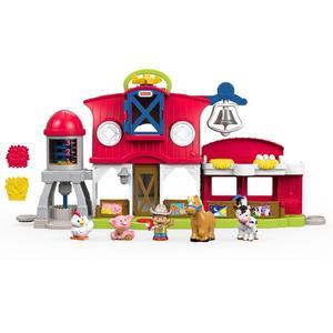 Fisher Price Little People, Muzyczna Farma Małego Odkrywcy (FKD34) marki Mattel - zdjęcie nr 1 - Bangla