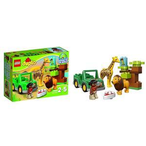 Lego Duplo, Dookoła świata, Sawanna (10802) marki Lego - zdjęcie nr 1 - Bangla