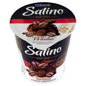 Bakoma Satino, Deser kawowy z musem czekoladowym marki Bakoma - zdjęcie nr 1 - Bangla