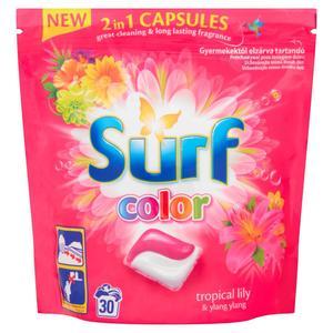 Nowa wersja dwukomorowe, Kapsułki do prania marki Surf - zdjęcie nr 1 - Bangla