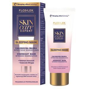 Skin Care Expert, Całonocna Maska Intensywnie Regenerująca marki FlosLek - zdjęcie nr 1 - Bangla