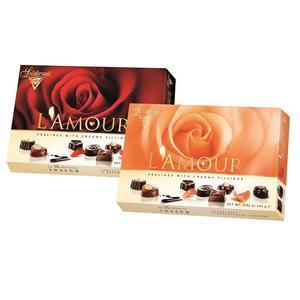 Solidarność, L'Amour - czekoladowe praliny w różnych smakach marki Colian - zdjęcie nr 1 - Bangla