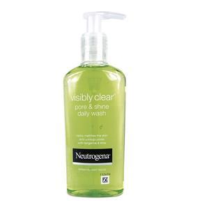 Visibly Clear Pore & Shine, Żel do oczyszczania twarzy marki Neutrogena - zdjęcie nr 1 - Bangla