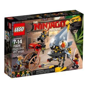 Ninjago Movie, Atak Piranii (70629) marki Lego - zdjęcie nr 1 - Bangla