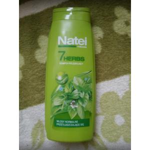 Naturals, Szampon 7 ziół marki Natei - zdjęcie nr 1 - Bangla