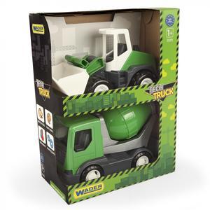 Wader, Pojazdy budowlane Tech Truck marki Wader - zdjęcie nr 1 - Bangla