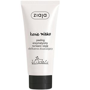 Kozie mleko, Peeling enzymatyczny na twarz i szyję marki Ziaja - zdjęcie nr 1 - Bangla
