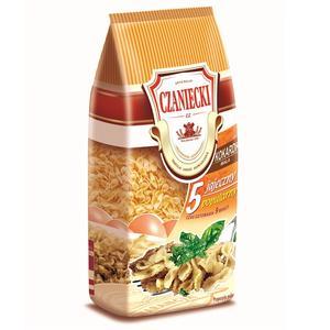 5-jajeczny makaron Kokardka mała marki Czaniecki - zdjęcie nr 1 - Bangla