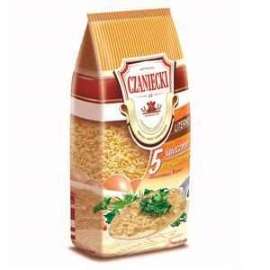 5-jajeczny makaron Literki marki Czaniecki - zdjęcie nr 1 - Bangla