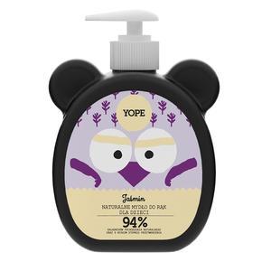 Naturalne mydło dla rąk dla dzieci Jaśmin marki YOPE - zdjęcie nr 1 - Bangla