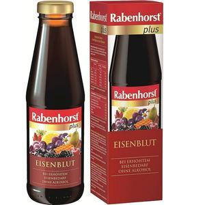 Sok funkcjonalny Bogactwo Żelaza Plus 100% Naturalny marki Rabenhorst - zdjęcie nr 1 - Bangla