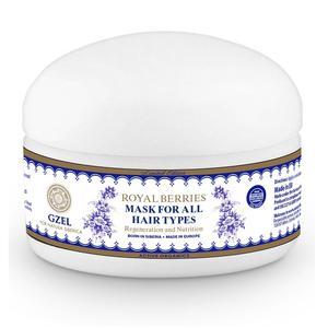Gzel, Maska do wszystkich rodzajów włosów Royal berries marki Natura Siberica - zdjęcie nr 1 - Bangla