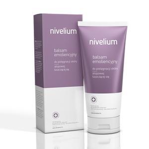 Nivelium, Balsam emoliencyjny do pielęgnacji skóry atopowej i łuszczącej się marki Aflofarm - zdjęcie nr 1 - Bangla