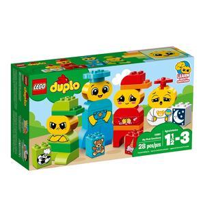 Lego Duplo, Moje pierwsze emocje (10861) marki Lego - zdjęcie nr 1 - Bangla