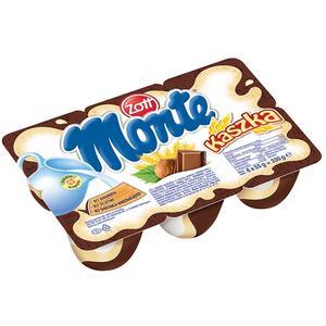 Monte Kaszka, deser mleczny marki Zott - zdjęcie nr 1 - Bangla