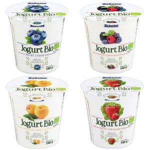 Bio, jogurt marki Bakoma - zdjęcie nr 1 - Bangla